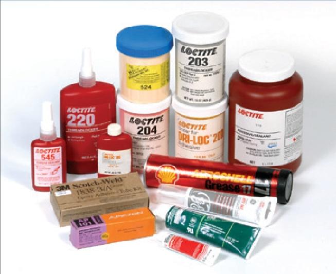 Adhesives / Chemicals / Sealants Image