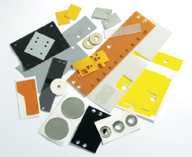 Die-Cut Parts Image