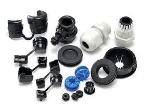 Grommets, Liquid Tight, Fittings & Strain Relief Bushings Image
