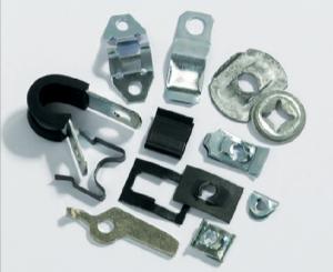 Metal Stamped Parts Image