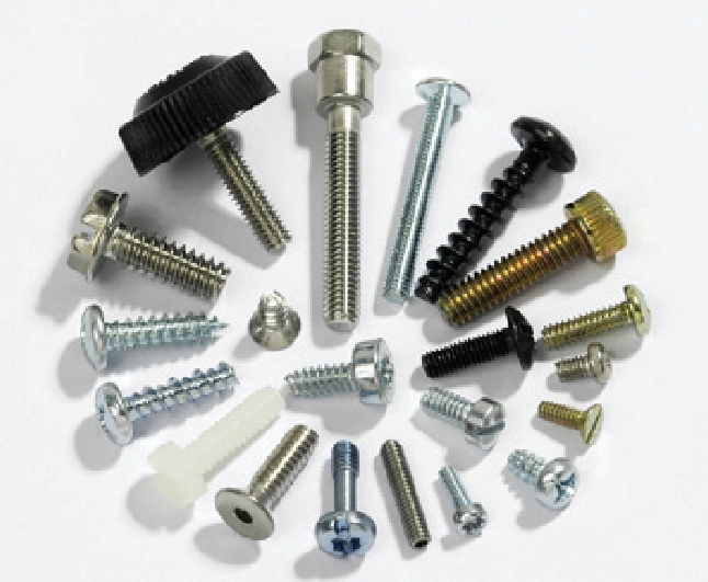 Screws Machine Tapping Image